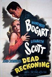 Films, February 15, 2018, 02/15/2018, John Cromwell's Dead Reckoning (1947): Soldier's Secret