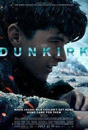 Films, February 08, 2018, 02/08/2018, Christopher Nolan's Dunkirk (2017): Famous WW2 Rescue