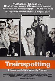 Films, February 05, 2018, 02/05/2018, Danny Boyle's Trainspotting (1996): Addict Tries to Escape