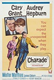 Films, January 06, 2018, 01/06/2018, Stanley Donen's Charade (1963): Paris Intrigue