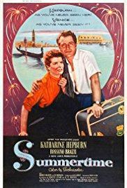 Films, January 20, 2018, 01/20/2018, David Lean's Summertime (1955): Italian Romance