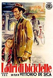 Films, January 27, 2018, 01/27/2018, Vittorio De Sica's Bicycle Thieves (1948): Italian Drama