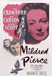 Films, January 05, 2018, 01/05/2018, Michael Curtiz's Mildred Pierce (1945): Oscar for Joan Crawford