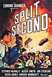 Films, January 24, 2018, 01/24/2018, Dick Powell's Split Second (1953): Killers vs Atom Bomb