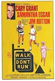 Films, January 31, 2018, 01/31/2018, Charles Walters's Walk Don't Run (1966): Olympians in Love