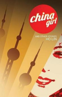 Author Readings, February 10, 2018, 02/10/2018, Ho Lin reads from his book China Girl