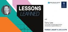 Talks, January 18, 2018, 01/18/2018, Lessons Learned in the World of Finance