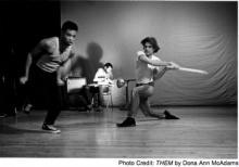 Performances, February 18, 2018, 02/18/2018, Avant-Garde-Arama: A Multidisciplinary Event