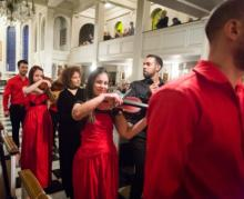 Concerts, February 27, 2018, 02/27/2018, Ars Longa: Baroque Music from Cuba and the New World