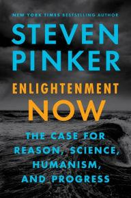 Author Readings, February 27, 2018, 02/27/2018, Steven Pinker discusses his book Enlightenment Now: The Case for Reason, Science, Humanism, and Progress