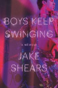 Author Readings, February 28, 2018, 02/28/2018, Jake Shears discusses her book Boys Keep Swinging