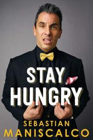 Author Readings, February 27, 2018, 02/27/2018, Sebastian Maniscalco discusses his book Stay Hungry