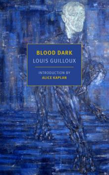 Author Readings, February 21, 2018, 02/21/2018, Translator Laura Marris discusses Louis Guilloux's novel Blood Dark