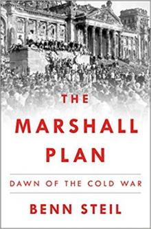 Author Readings, February 02, 2018, 02/02/2018, Benn Steil discusses his book The Marshall Plan: Dawn of the Cold War