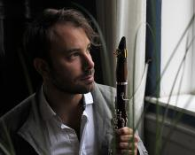 Concerts, February 15, 2018, 02/15/2018, Tommaso Lonquich, Formidable Clarinetist