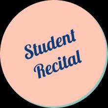 Concerts, January 26, 2018, 01/26/2018, Student Recital: Mozart, Debussy, Faure, Massenet