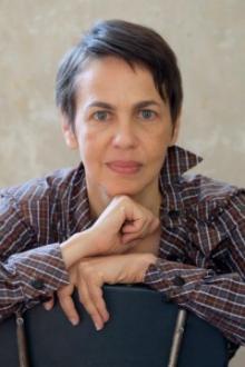 Author Readings, February 13, 2018, 02/13/2018, Alexandra Petrova discusses her novel Appendix