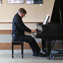 Concerts, January 24, 2018, 01/24/2018, Faculty Recital: Michael Skelly