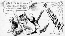 Talks, January 23, 2018, 01/23/2018, The Representation of the Spanish Civil War in North American Comic Strips
