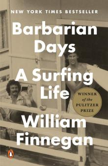 Author Readings, January 31, 2018, 01/31/2018, Pulitzer Prize winner William Finnegan discusses his book Barbarian Days: A Surfing Life
