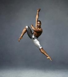Dance Performances, January 24, 2018, 01/24/2018, Halt: A Solo Dance Piece by Jamar Roberts