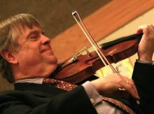Concerts, January 25, 2018, 01/25/2018, James Buswell, World-Renowned Violinist