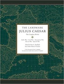 Author Readings, February 07, 2018, 02/07/2018, The Relevance of Julius Caesar Today: A Book Launch for The Landmark Julius Caesar