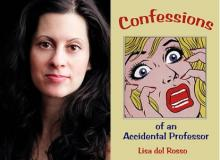 Author Readings, February 15, 2018, 02/15/2018, Lisa del Rosso reads from her book Confessions of an Accidental Professor