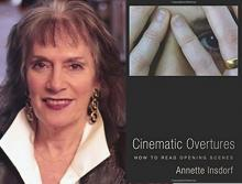Author Readings, February 28, 2018, 02/28/2018, Annette Insdorf reads from her book Cinematic Overtures: How to Read Opening Scenes