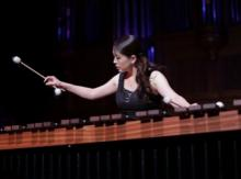 Concerts, February 20, 2018, 02/20/2018, Eriko Daimo, Marimba Player