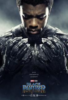 Lectures, February 22, 2018, 02/22/2018, Descendants of Kings and Queens: Black Panther and Entangled African Cosmopolitanism