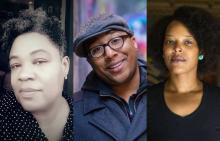 Poetry Readings, February 23, 2018, 02/23/2018, Poets Read: Kamilah Aisha Moon / Marcus Wicker / Yolanda Wisher