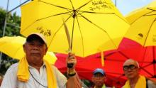 Films, February 21, 2018, 02/21/2018, Evans Chan's Raise the Umbrellas (2016): A Movement in Hong Kong