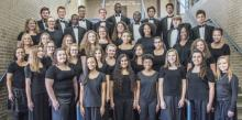 Concerts, February 16, 2018, 02/16/2018, Choral Concert: Works by Tallis, U2, and More