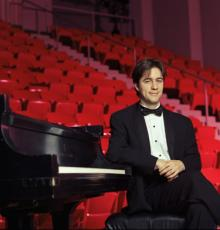 Concerts, February 09, 2018, 02/09/2018, Faculty Recital: Jason Cutmore, piano