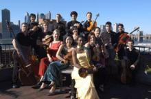 Concerts, February 12, 2018, 02/12/2018, East Coast Chamber Orchestra performs works by Shostakovich, Bartók, Dvořák