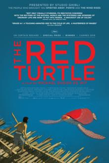Discussions, February 03, 2018, 02/03/2018, Animation First: The Making of The Red Turtle