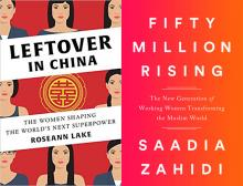 Author Readings, February 20, 2018, 02/20/2018, The New Female Economies in China and the Muslim World