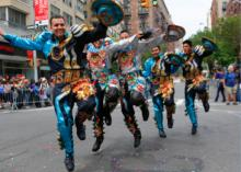Parades, May 19, 2018, 05/19/2018, 12th Annual Dance Parade and Festival