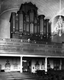 Concerts, February 19, 2018, 02/19/2018, Organ Recital: Peter Sykes