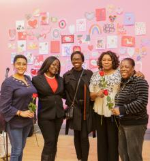 Opening Receptions, February 01, 2018, 02/01/2018, Love Positive Women: A Group Exhibition