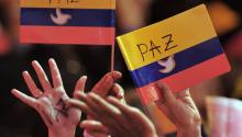 Forums, February 22, 2018, 02/22/2018, Colombia's Peace Process: Progress and Prospects