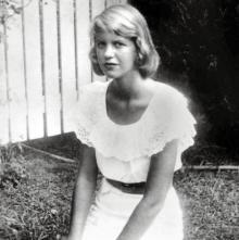 Lectures, March 19, 2018, 03/19/2018, P(l)athography: Sylvia Plath and Her Biographers