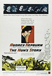 Films, March 22, 2018, 03/22/2018, Fred Zinnemann's The Nun's Story (1959): Nominated for 8 Oscars