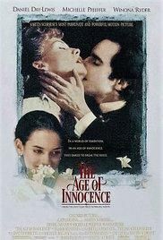 Films, March 23, 2018, 03/23/2018, Martin Scorsese's The Age of Innocence (1993): Oscar-Winning Edith Wharton Adaptation