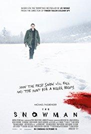 Films, March 29, 2018, 03/29/2018, Tomas Alfredson's The Snowman (2017): Murder in Norway
