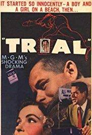 Films, March 12, 2018, 03/12/2018, Mark Robson's Trial (1955): Romance Turns to Murder