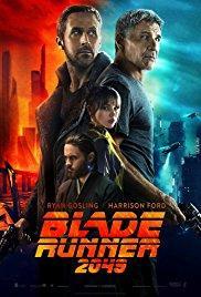 Films, March 16, 2018, 03/16/2018, Denis Villeneuve's Blade Runner 2049 (2017): Dystopian Sequel