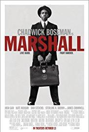 Films, March 23, 2018, 03/23/2018, Reginald Hudlin's Marshall (2017): The Future Supreme Court Justice