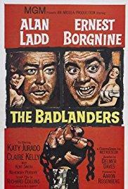 Films, March 26, 2018, 03/26/2018, Delmer Daves's The Badlanders (1958): 2 Ex-Cons